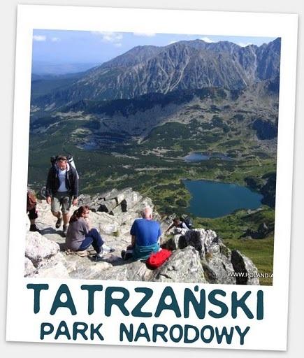 Zakopane i Tartry, Tatrzański Park Narodowy