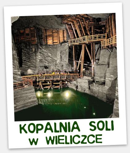 Kopalnia Soli w Wieliczce, wycieczka z Krakowa do Wieliczki